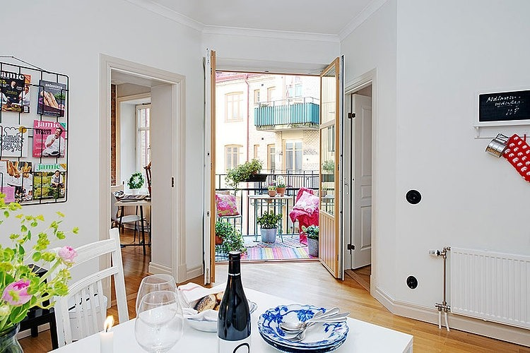 Fresh Apartment in Gothenburg