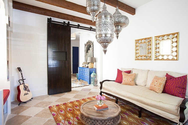 Moroccan Interior By Laura U