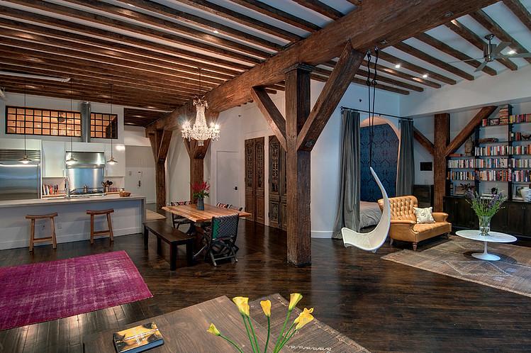 Loft renovation by Reiko Feng Shui Interior Design HomeAdore