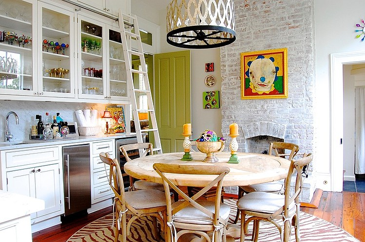New Orleans Home By Marie Palumbo