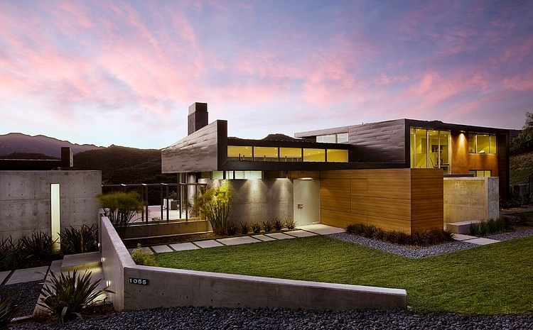 Residence in Lima by Abramson Teiger Architects