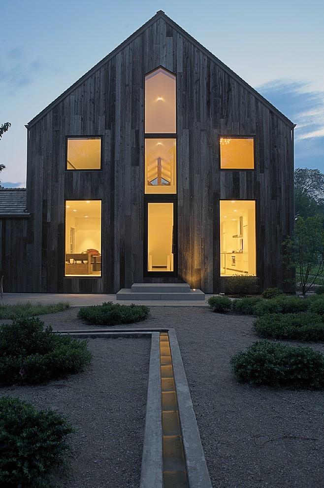 Remsenburg house by dapostrophe design