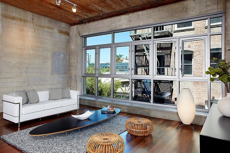 Urban Loft by Torrence Architects