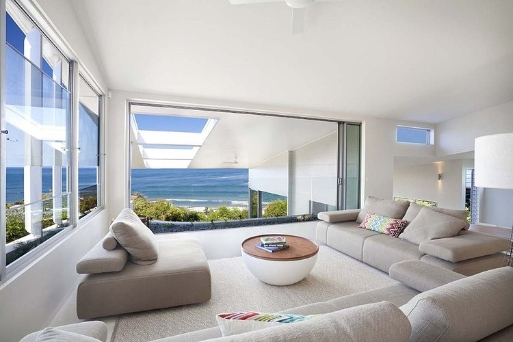 coolum bays beach house by aboda design group - Beach House Interior Design Ideas