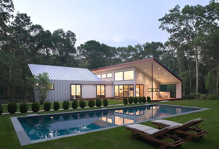 East Hampton House by Eisner Design « HomeAdore