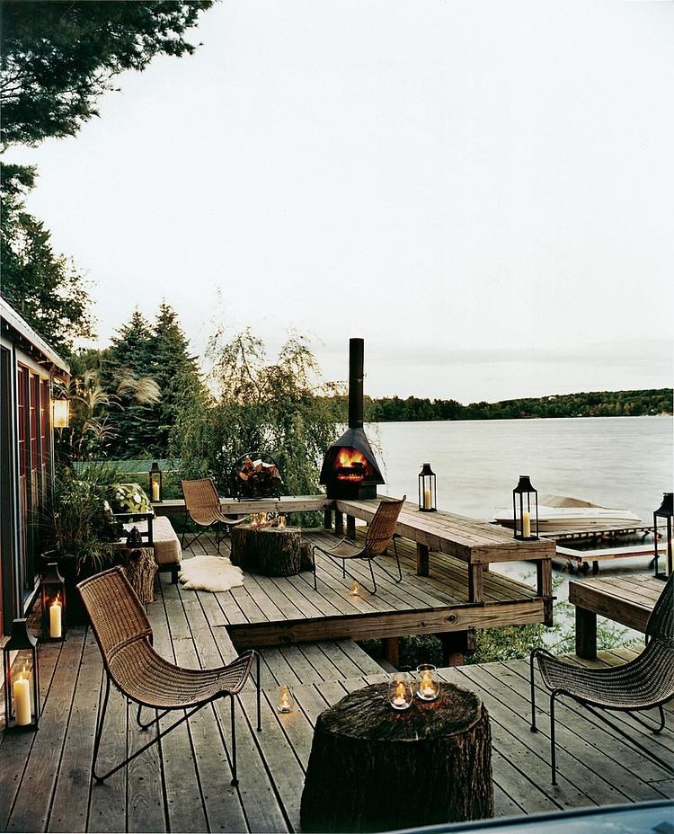 Thom Filicia Lake House lake housethom filicia | homeadore