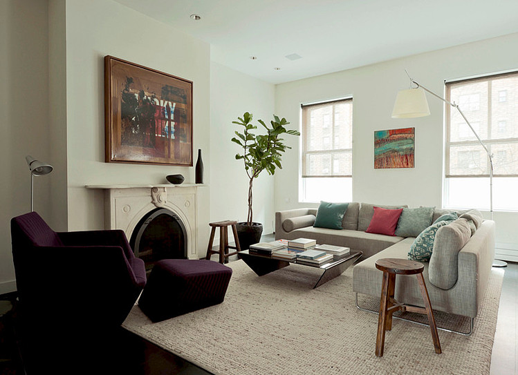 Superieur Manhattan Home By Tamara H Design