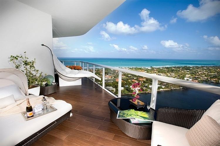 Elegant Miami Apartment By Britto Charette