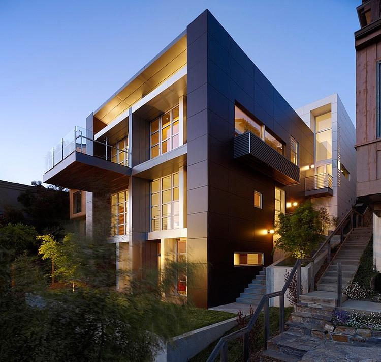 stunning berkeley residencecharles debbas architecture | homeadore