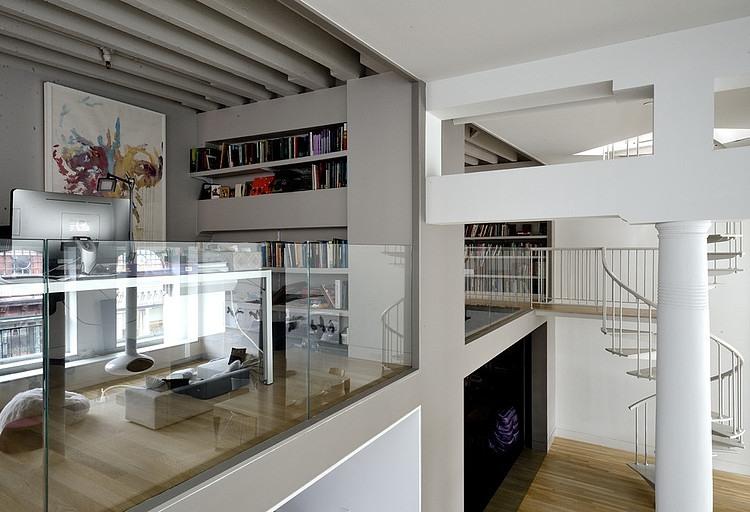 Loft By Design broadway duplex loftdavid hotson architect | homeadore