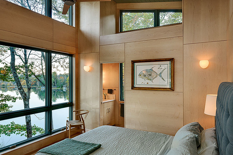 modern guest house. Modern Guest House By Odell Construction S