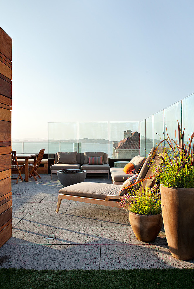 Pac Heights Penthouse by Matarozzi Pelsinger Builders