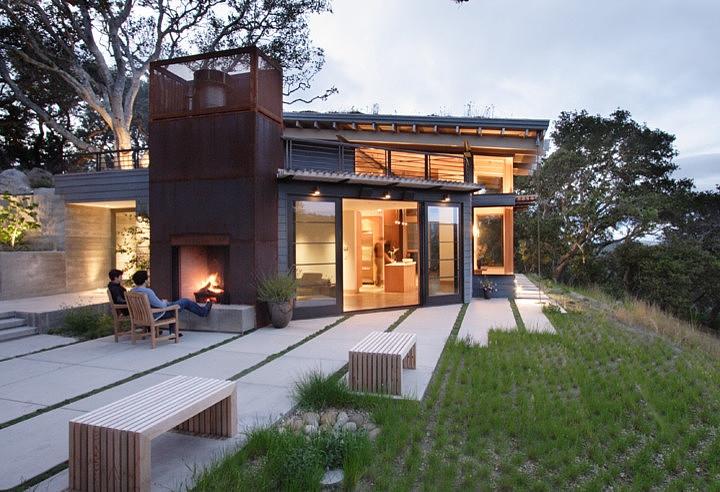 Ocho Residence by Feldman Architecture