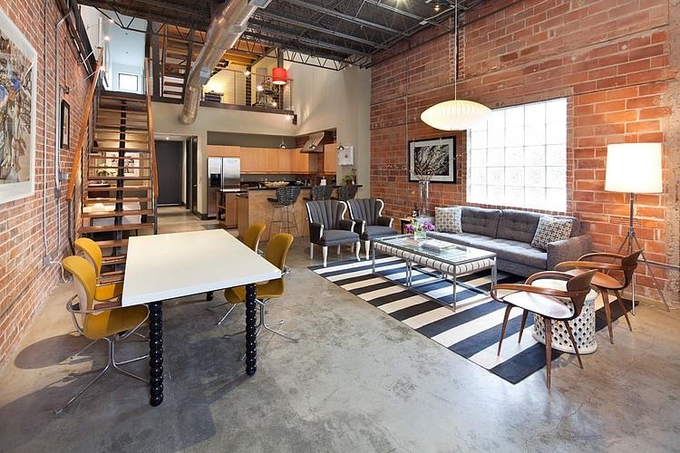 High Quality Midtown Loft By Laura U, Inc.