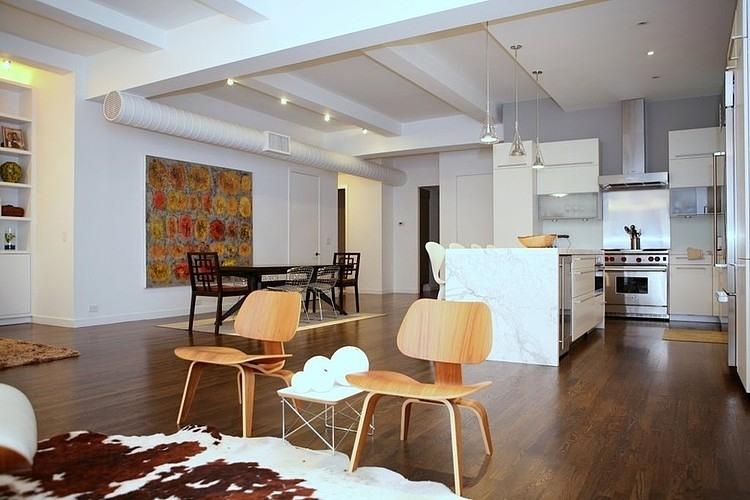 contemporary loft furniture. Contemporary Loft By Chelsea Atelier Architect Furniture M