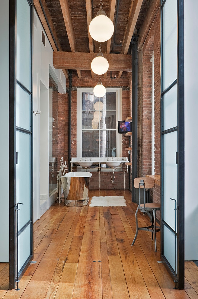 Loft By Design franklin street loftjane kim design | homeadore