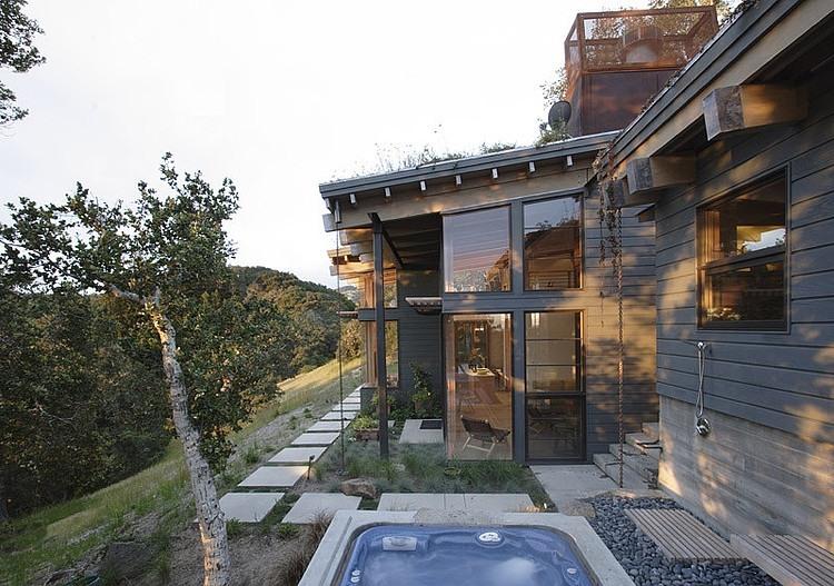 Ocho residence by feldman architecture homeadore for Feldman architecture