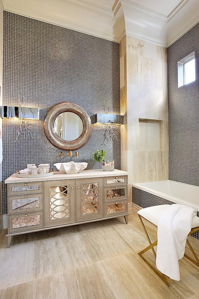Luxury Las Vegas Remodel by Tara Dudley Interiors