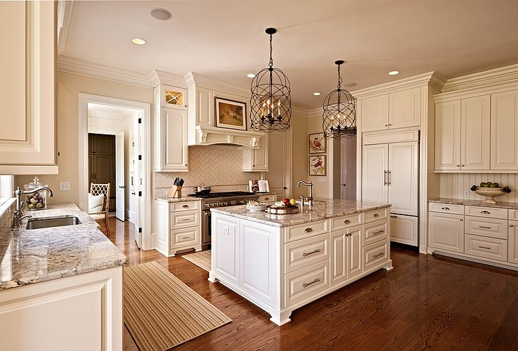 ideal cc by carolina design associates antique white kitchen cabinets at home and interior design ideas  rh   instructionwiki org