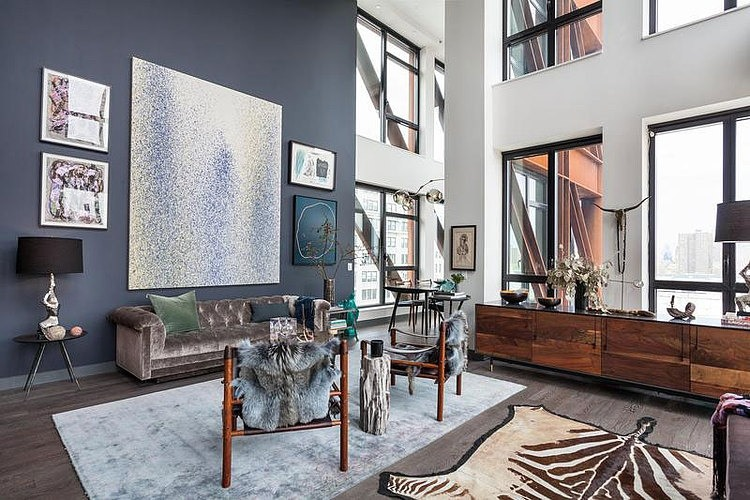 Contemporary Apartment in Brooklyn, New York « HomeAdore