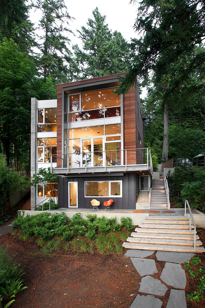 Dorsey Residence by Coates Design Architects Dorsey