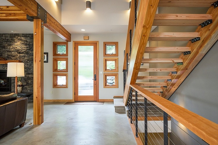 Modern Green House By Steve Moe Design Homeadore