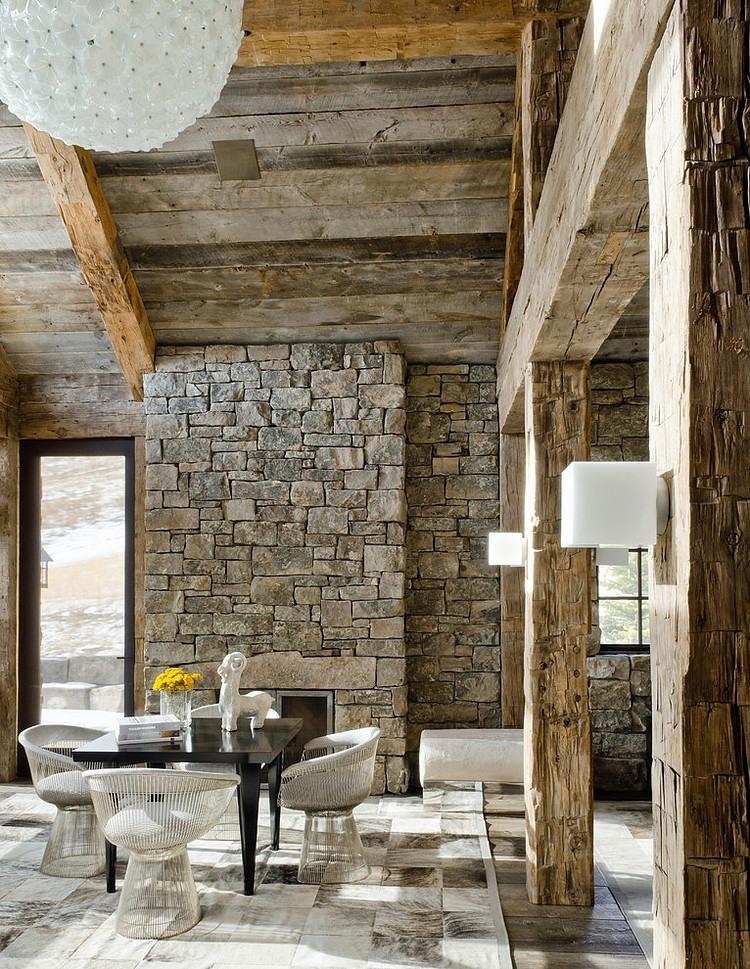 Hängelen Für Hohe Räume rustic residence by on site management homeadore