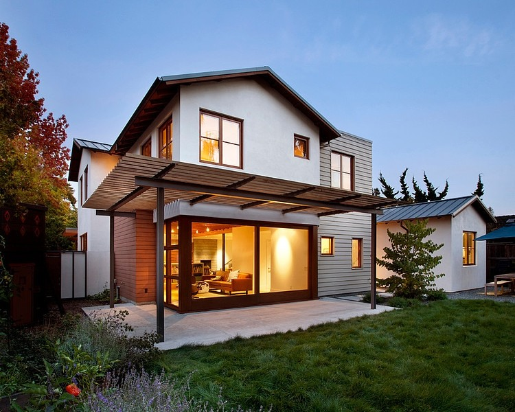 Palo alto house by arcanum architecture