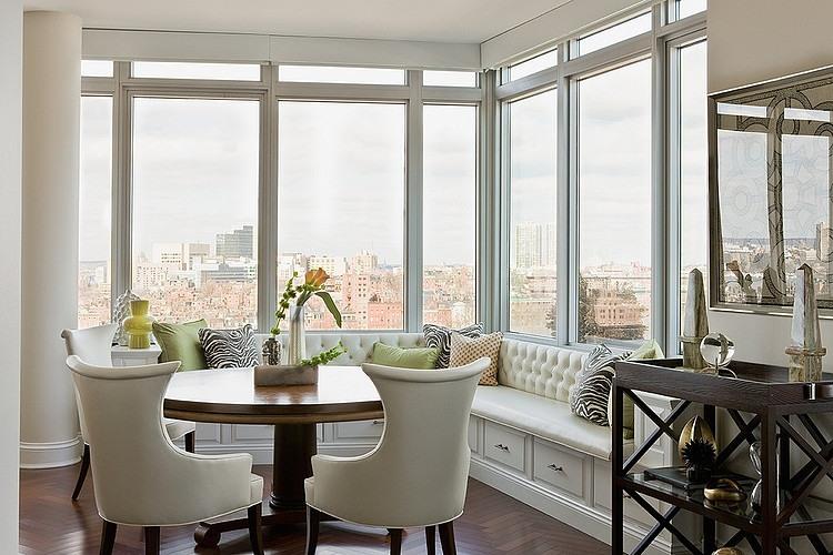 Downtown Boston Penthouse By Lovejoy Designs