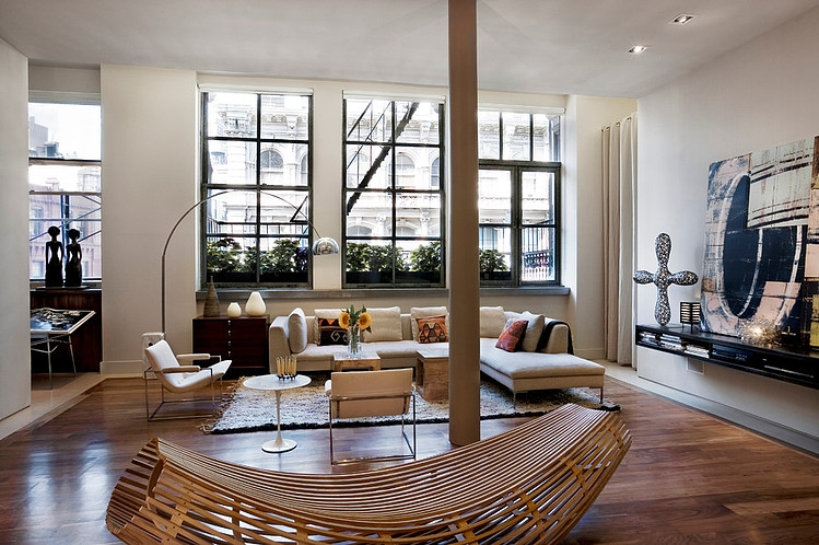 Union Square Loft By Steffani Aarons