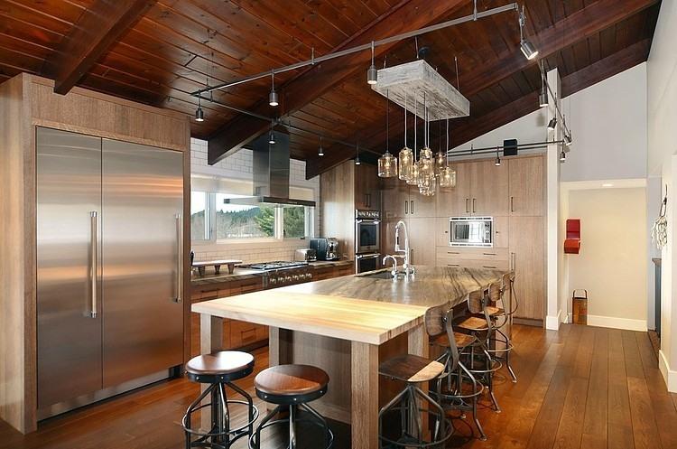Contemporary Ranch By Bruce Johnson U0026 Associates Interior Design