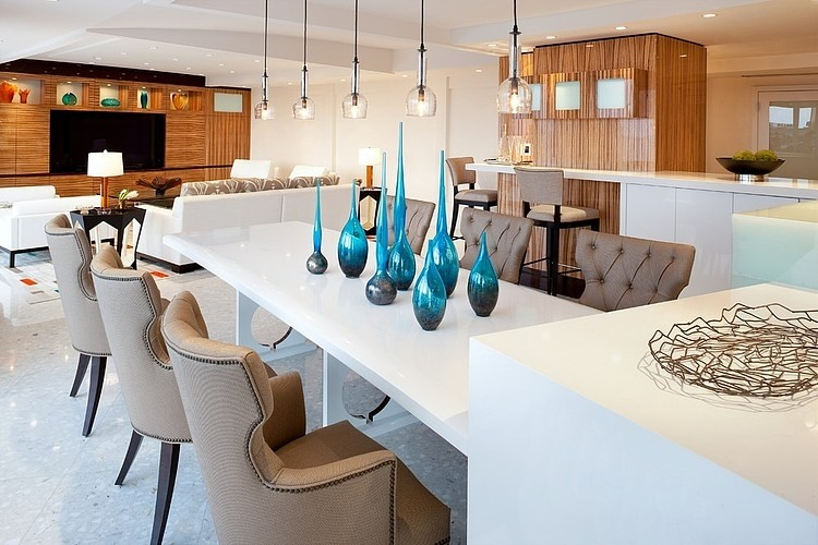 Palm Beach Penthouse By Cindy Ray Interiors