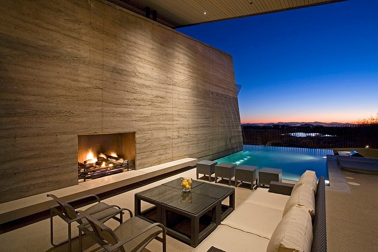 Desert Wing by Kendle Design Collaborative | HomeAdore