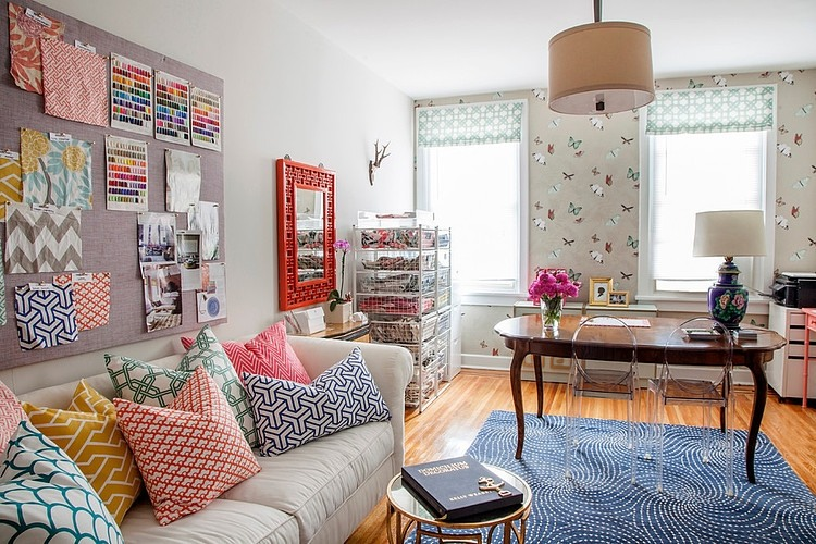 Philadelphia Penthouse by Caitlin Wilson | HomeAdore