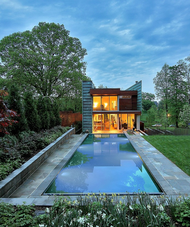 Washington Dc Residence By Travis Price Architects Homeadore