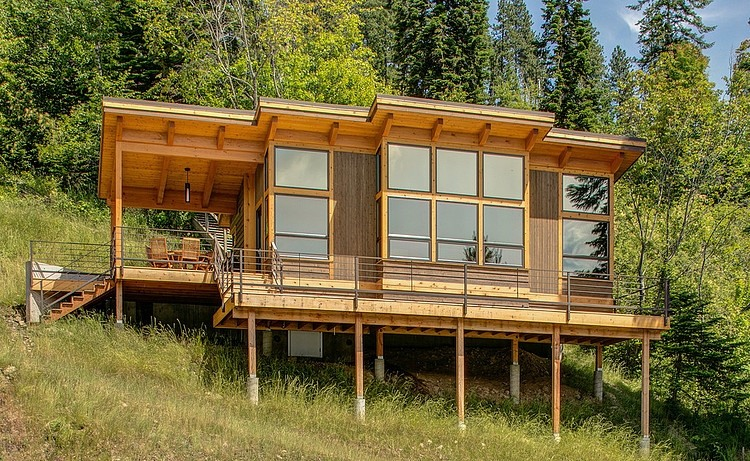 Idaho Retreat by FabCab