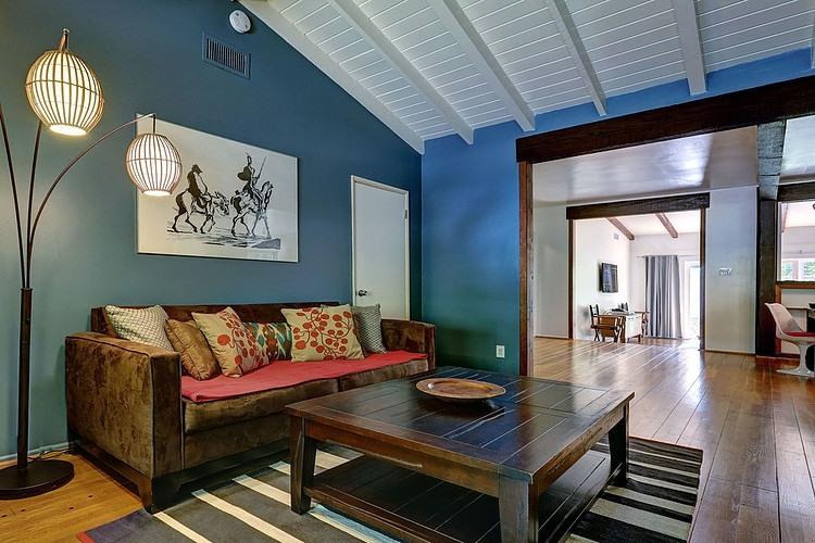 Modern Ranch House By Natasha Jansz Design
