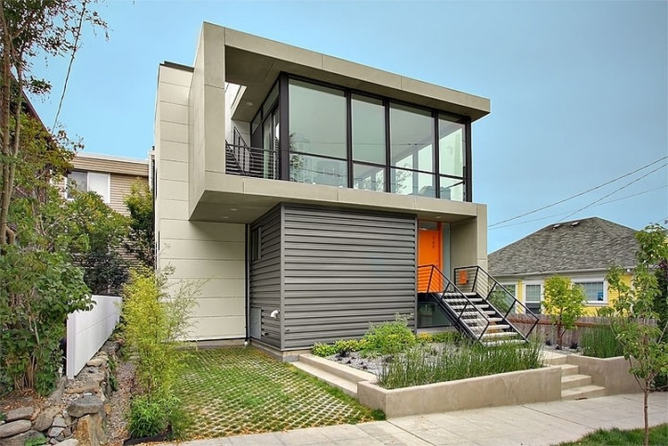 Crockett Residence by Chris Pardo Design