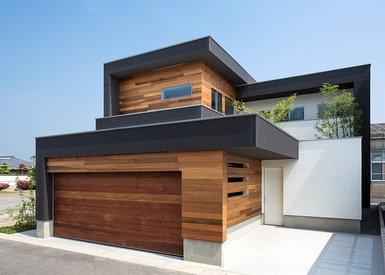 m4 house by architect show homeadore. Black Bedroom Furniture Sets. Home Design Ideas