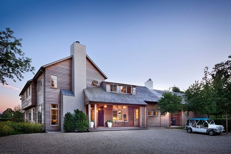 Hamptons Modern Barn by John Hummel & Associates