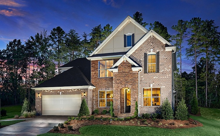 Lake Ridge at Tega Cay by Meritage Homes