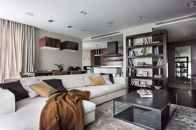 Exceptionnel Kiev Apartment By Soesthetic Group