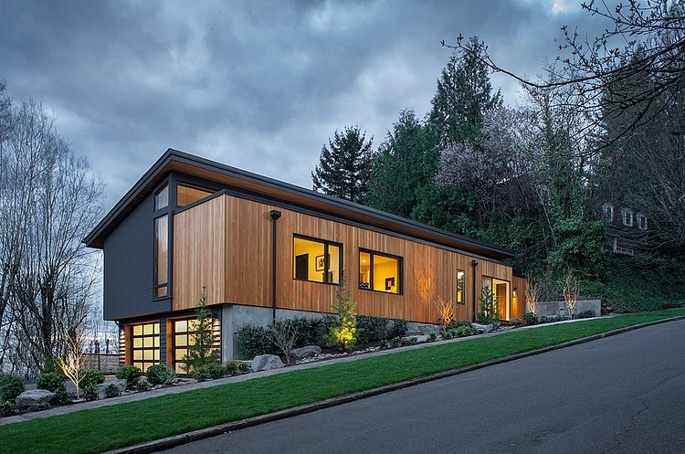 West Hills Remodel by Scott Edwards Architecture