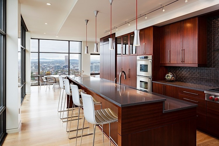 Nob Hill Penthouse by Maven Interiors