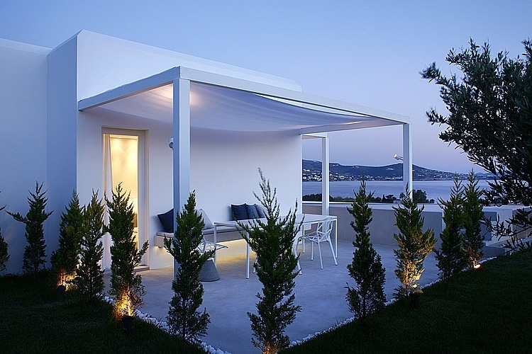 Paros Agnanti Hotel by A31 Architecture