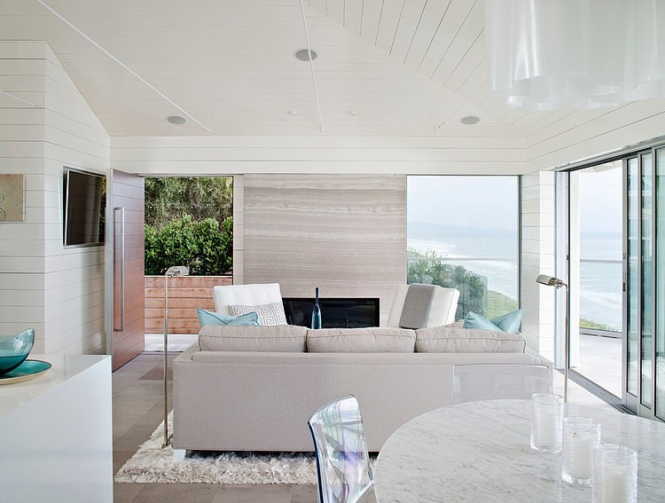 Beau Solana Beach House By Solomon Interior Design