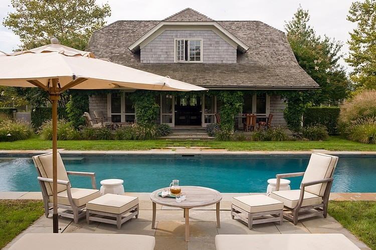 Bridgehampton Estate by David Scott Interiors