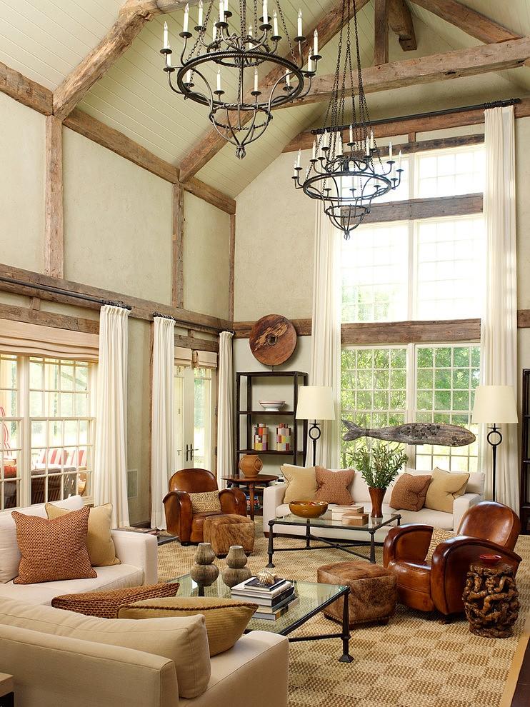 Superb Bridgehampton Estate By David Scott Interiors