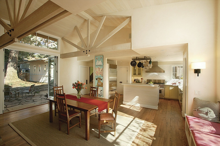 Passive House in Carmel by Justin Pauly Architects