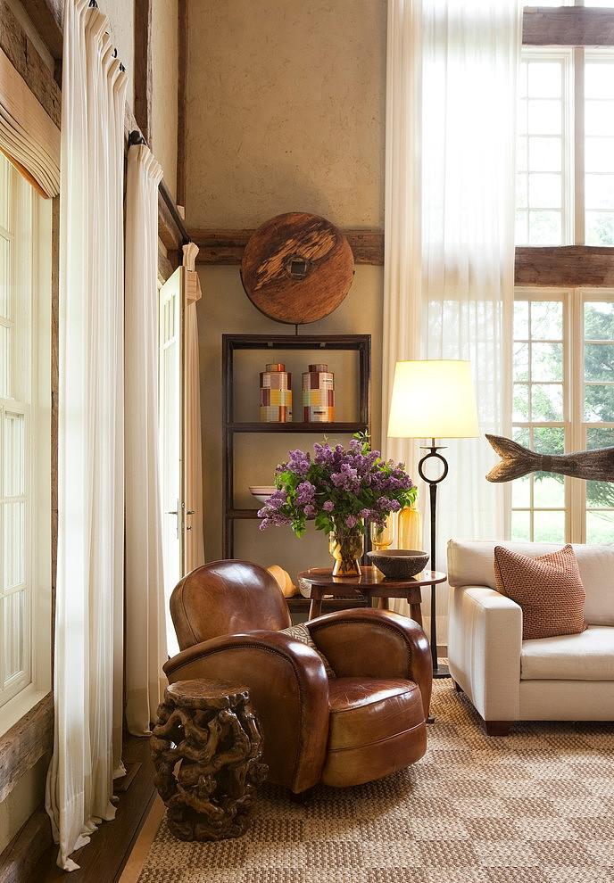 Bridgehampton Estate By David Scott Interiors